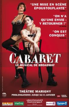 Cabaret Affiche