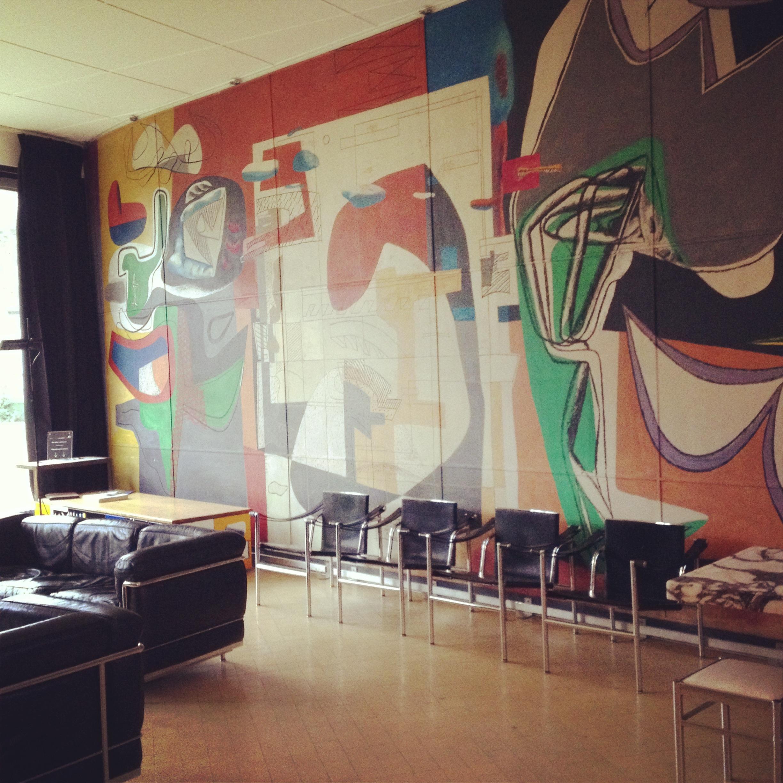 Visite la cit universitaire sp ciale le corbusier paris pages blog - Salon studyrama cite universitaire ...