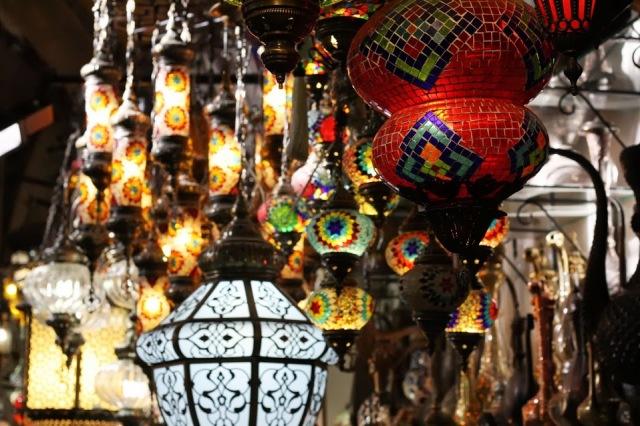 Les lumières du Grand Bazar