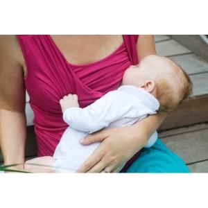 photo prise sur le site, pas de nourrisson à allaiter pour vous faire moi-même la démo !